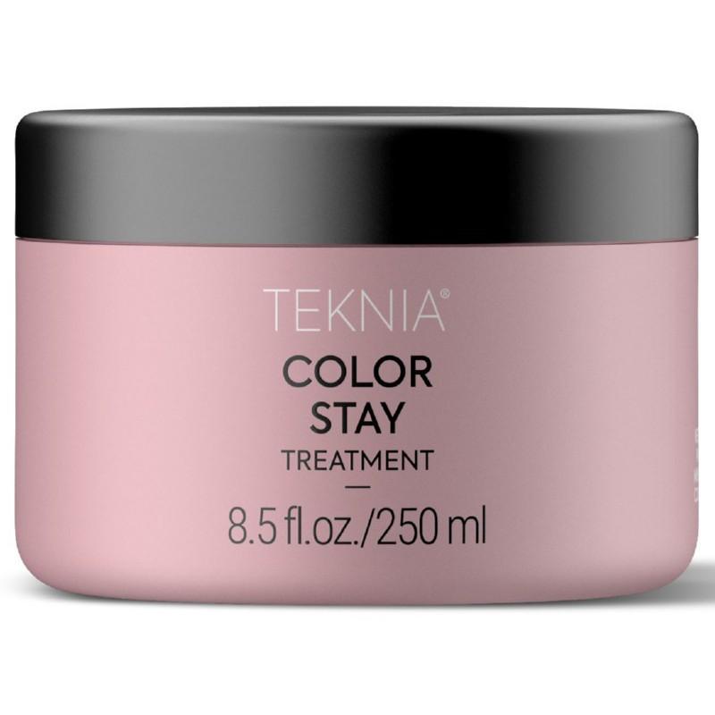 Kaukė dažytiems plaukams Lakme Teknia Color Stay Treatment