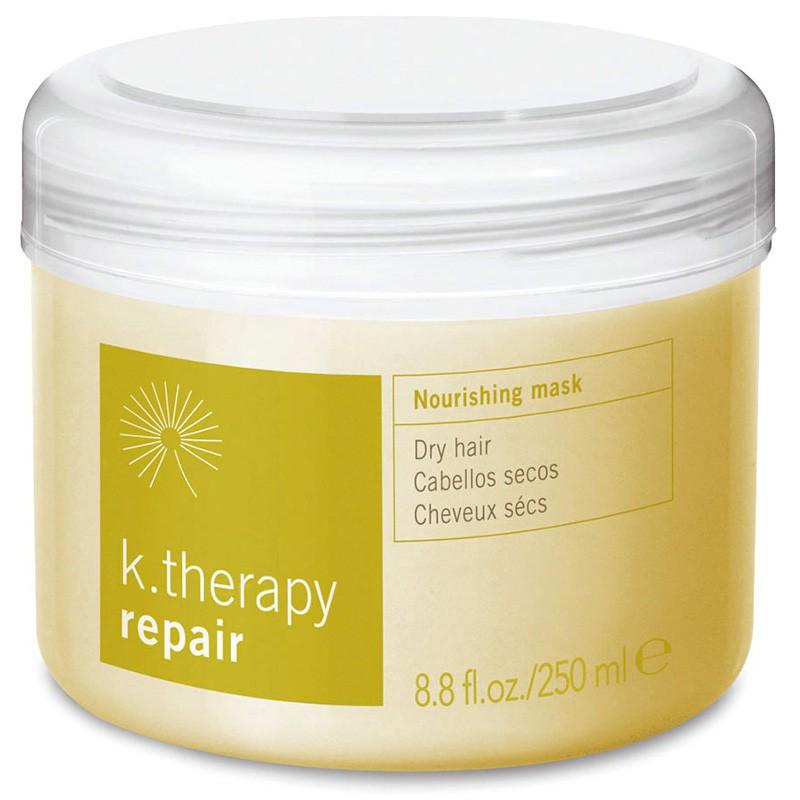 Plaukų kaukė Lakme k.therapy Repair Nourishing Mask maitinanti, sausiems pažeistiems plaukams, 250 ml
