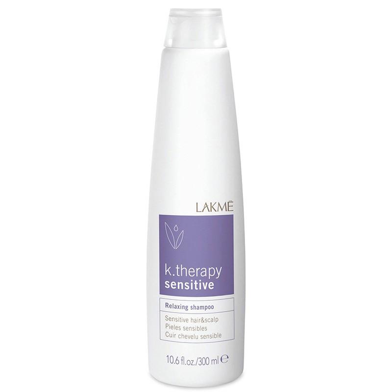 Šampūnas Lakme K.Therapy sensitive jautriai galvos odai