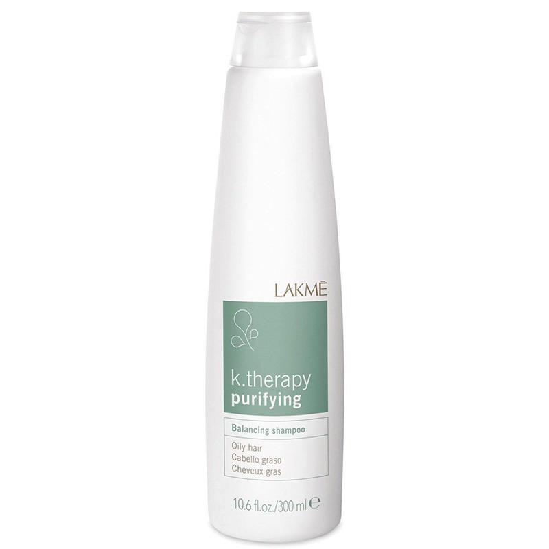 Šampūnas riebiems plaukams Lakme k.therapy purifying