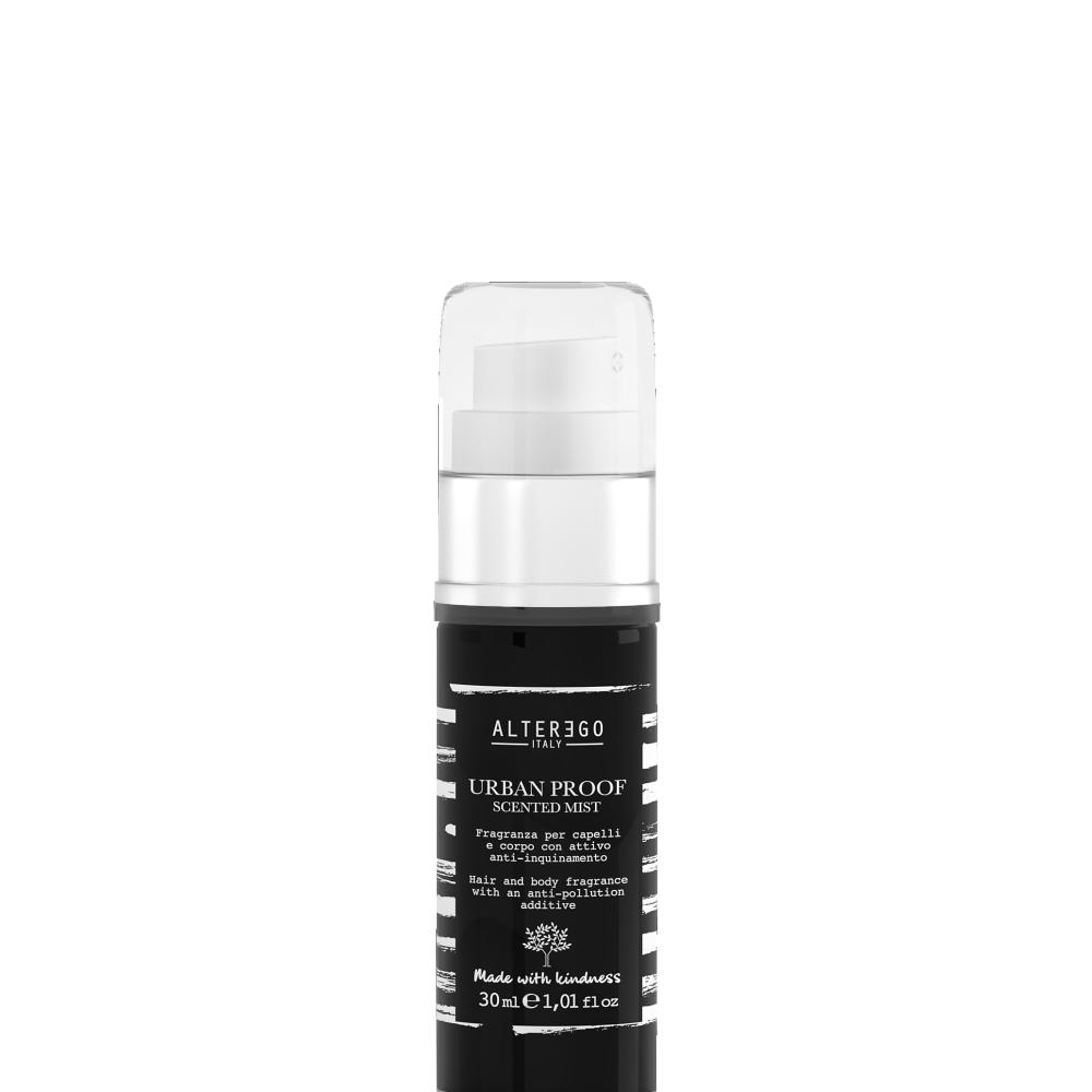 URBAN PROOF kvapusis kūno ir plaukų purškalas, 30 ml