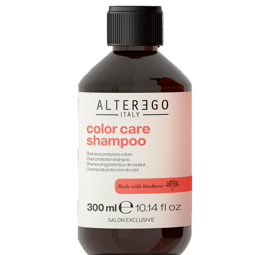 COLOR CARE dažytų ir šviesintų plaukų šampūnas