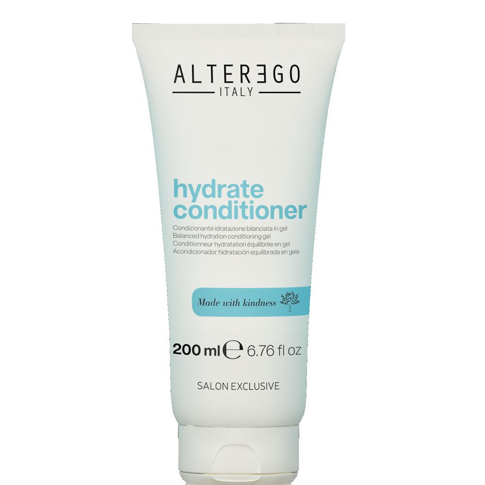 HYDRATE itin lengvas drėkinamasis kondicionierius visų tipų plaukams
