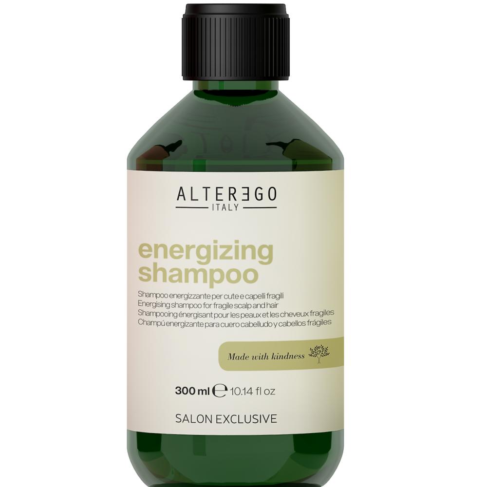 Energizing tonizuojamasis šampūnas nuo plaukų slinkimo