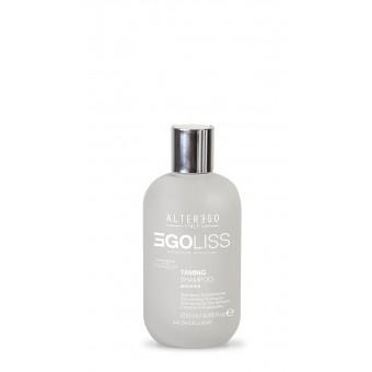 TAMING glotninamasis šampūnas besišiaušiantiems, nepaklusniems plaukams, 250 ml