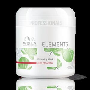 Wella Elements Renewing Mask Atkuriamoji plaukų kaukė